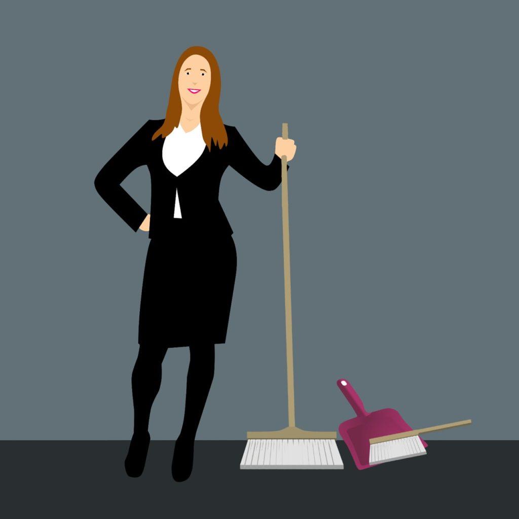 אשת שירות